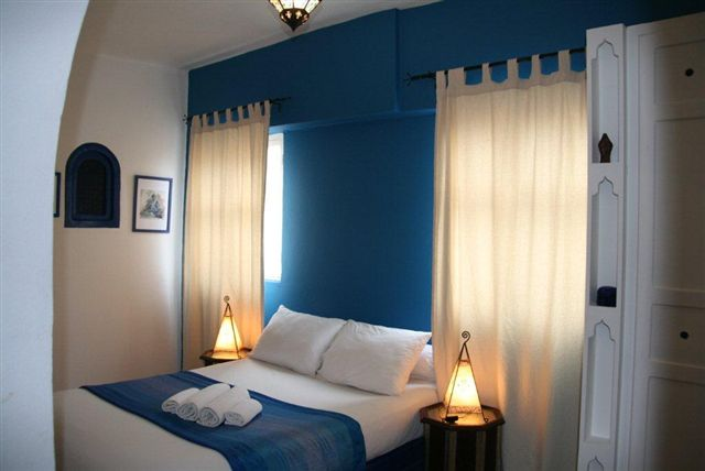 natural light in all our rooms at Explora Morocco Surf camp Essaouira