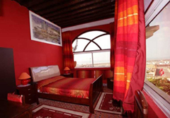 double room with amazing views - Safi Surfcamp