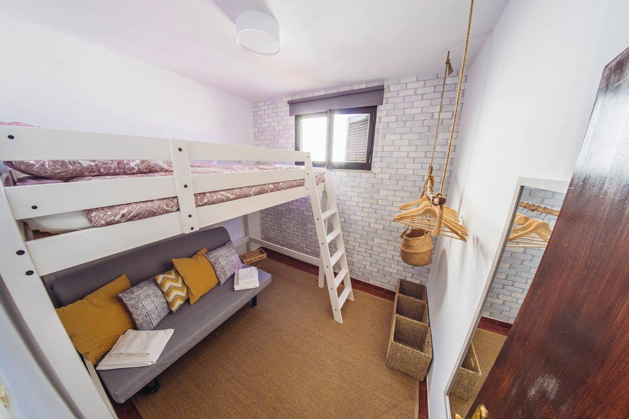 double room Baleal Surf and Yoga Lodge
