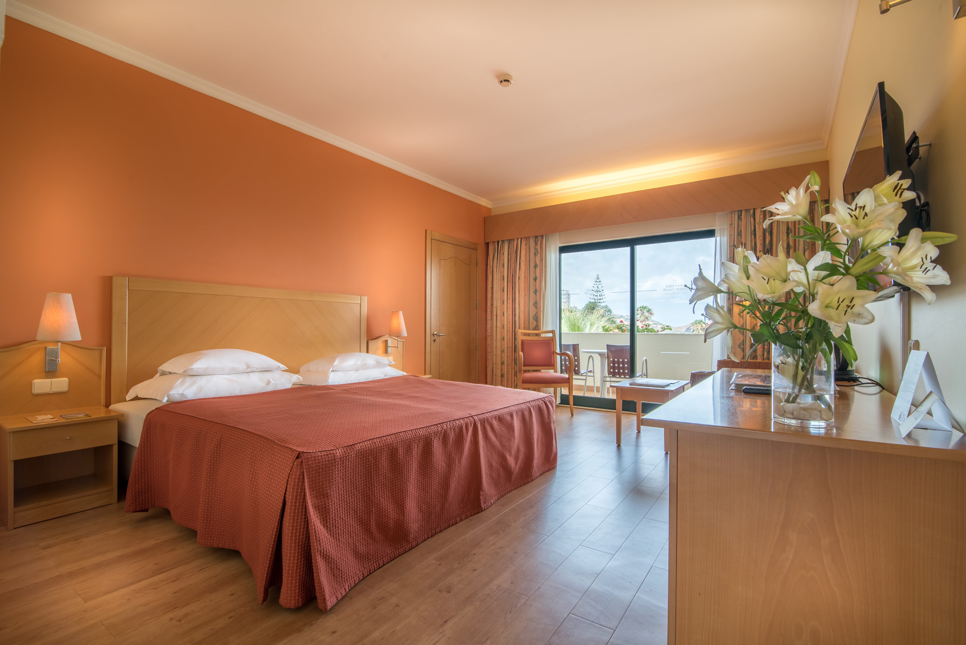Canico Surf Hotel in Madeira double room