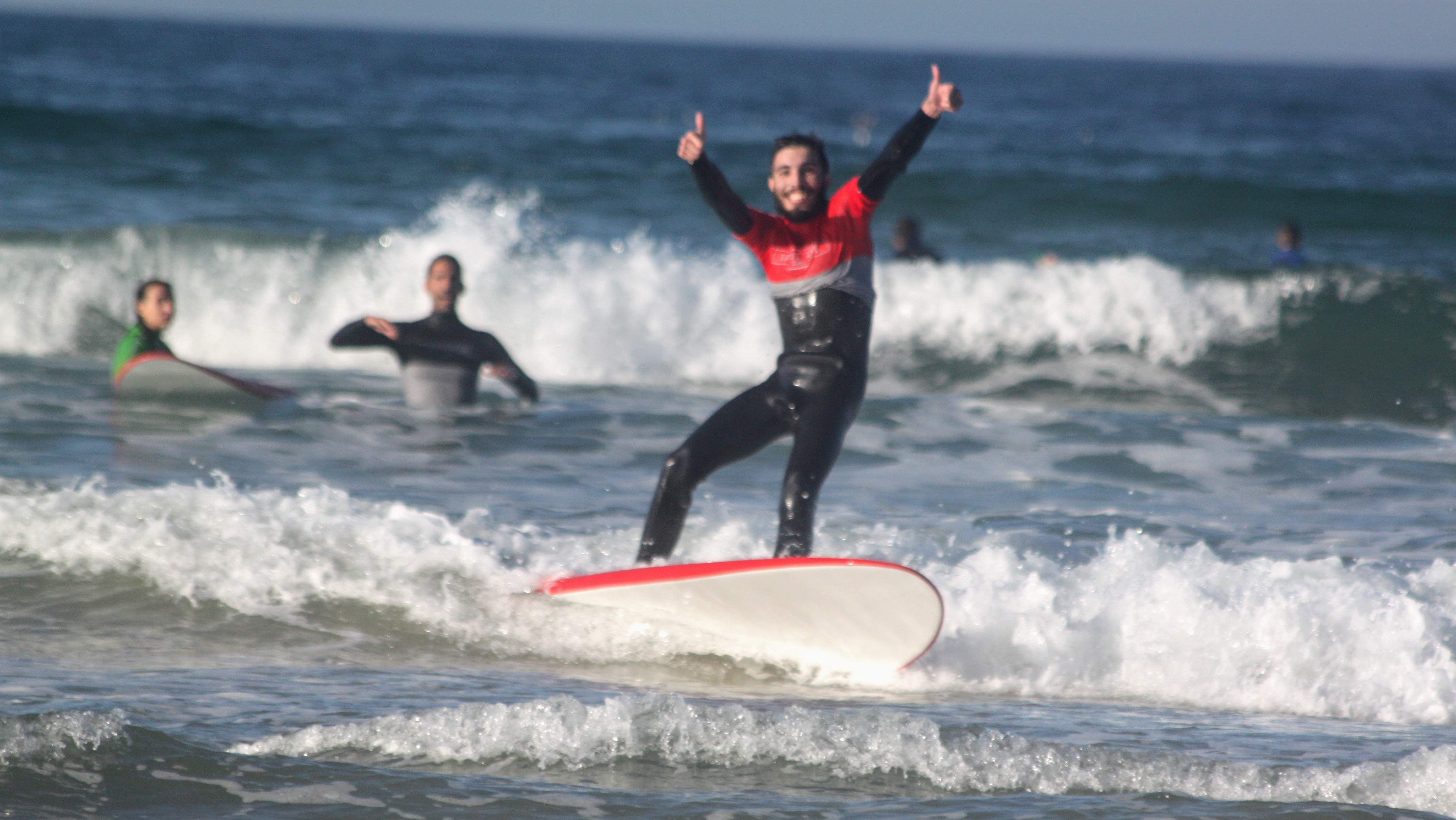 Intuitive Surf