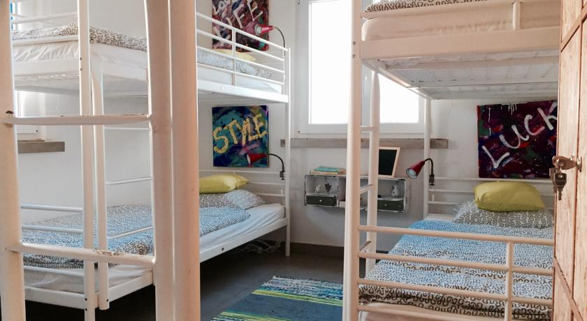 Shared accommodation at Areia Branca Surf Hostel