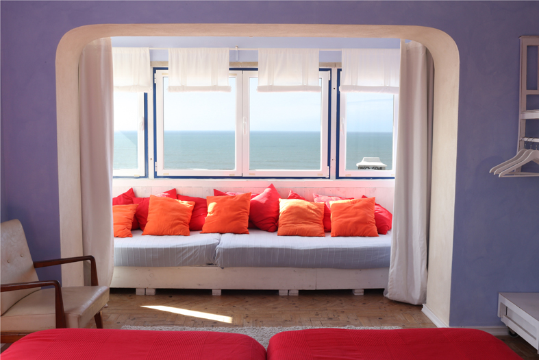Suite room at Ericeira