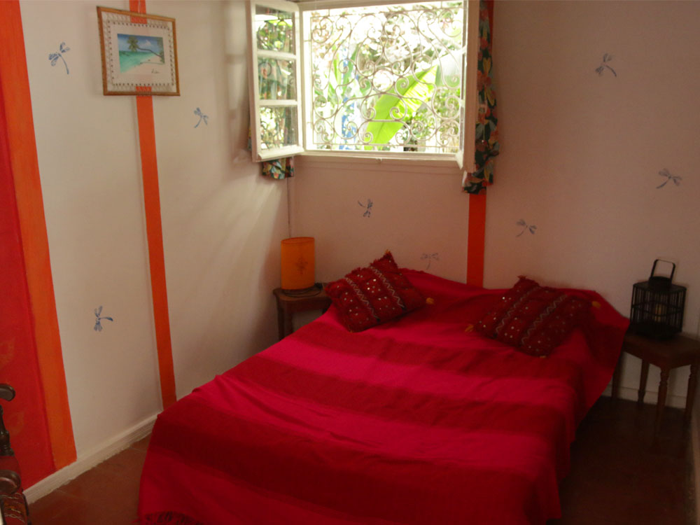 double room Kenitra Surf Camp Morocco