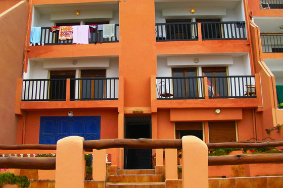 Taghazout sea view apartments