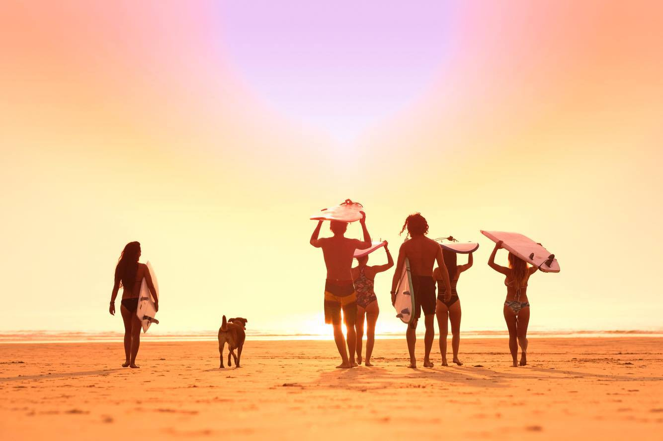 Star Surf Camps - Moliets DELUXE YOGA and SURF - France