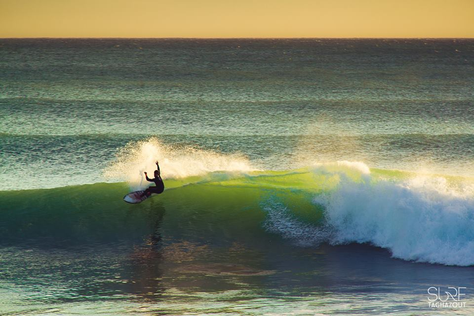 Taghazout Surf and Yoga waves
