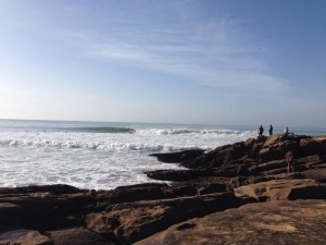 Taghazout Surf Waves