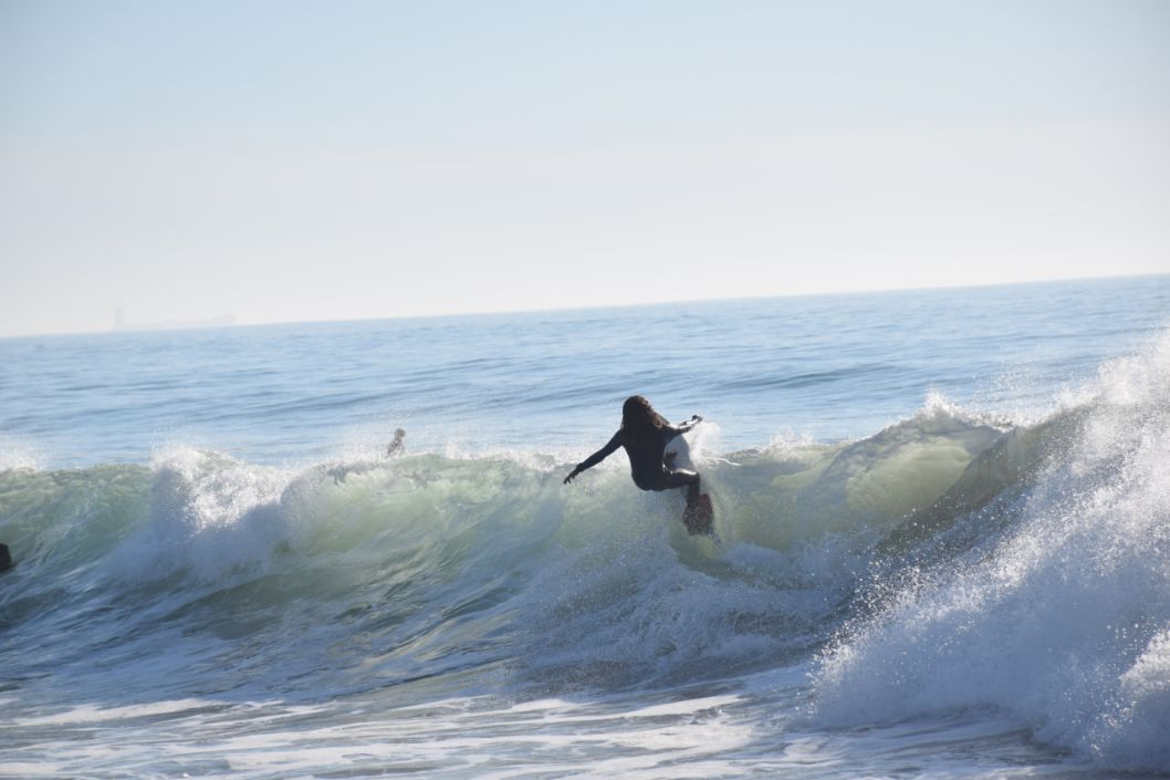 Surf guide.