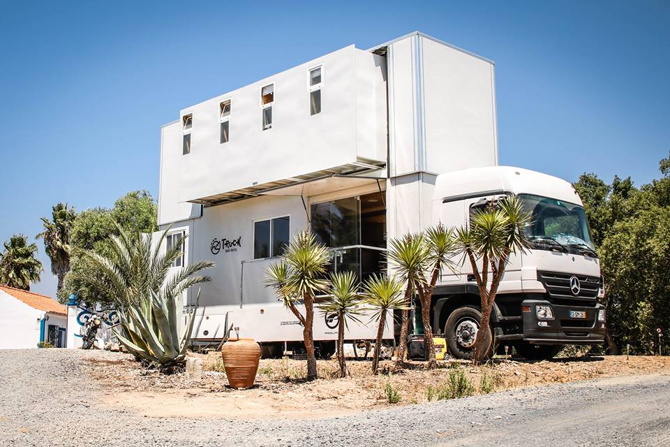 Surf Truck Morocco
