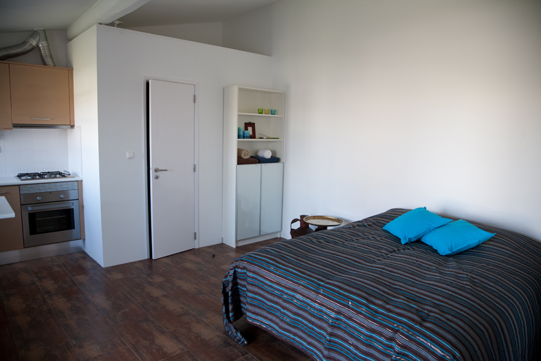 Double bedroom in Peniche